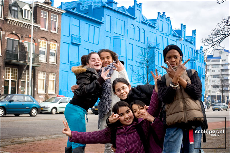 Nederland, Rotterdam, 31 maart 2005