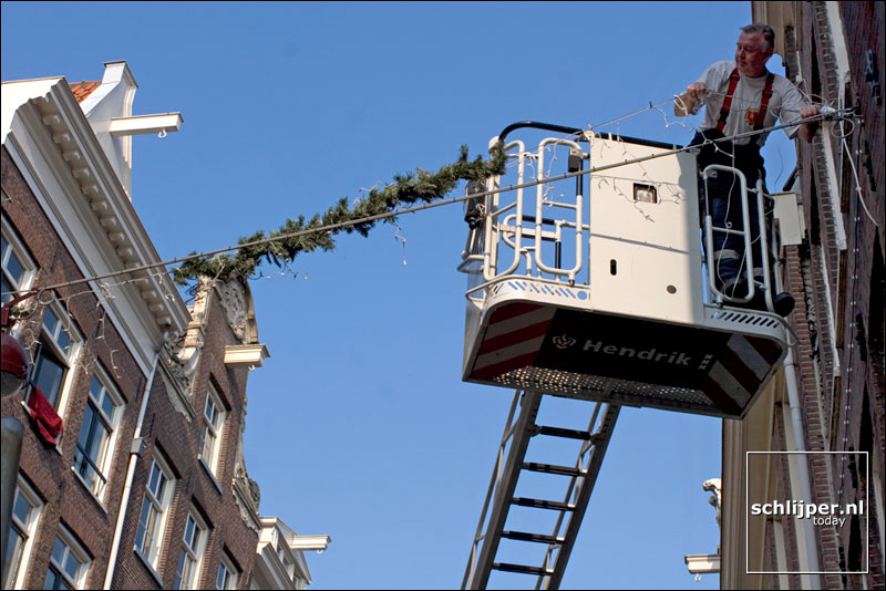 Nederland, Amsterdam, 1 april 2005