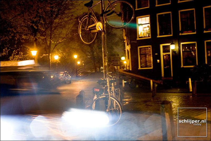 Nederland, Amsterdam, 9 april 2005