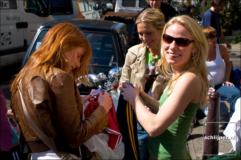 Nederland, Amsterdam, 11 april 2005