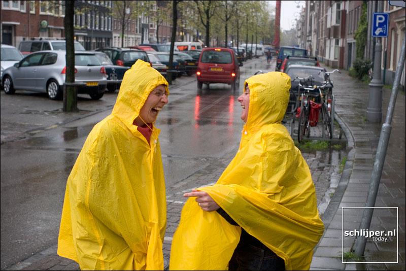 Nederland, Amsterdam, 13 april 2005