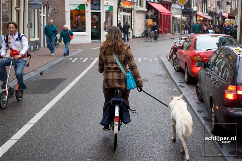 Nederland, Amsterdam, 16 april 2005