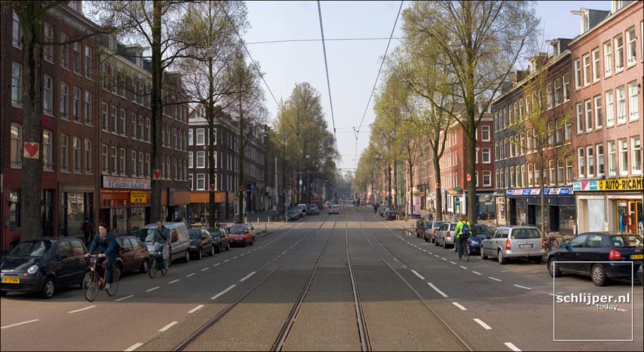 Nederland, Amsterdam, 17 april 2005