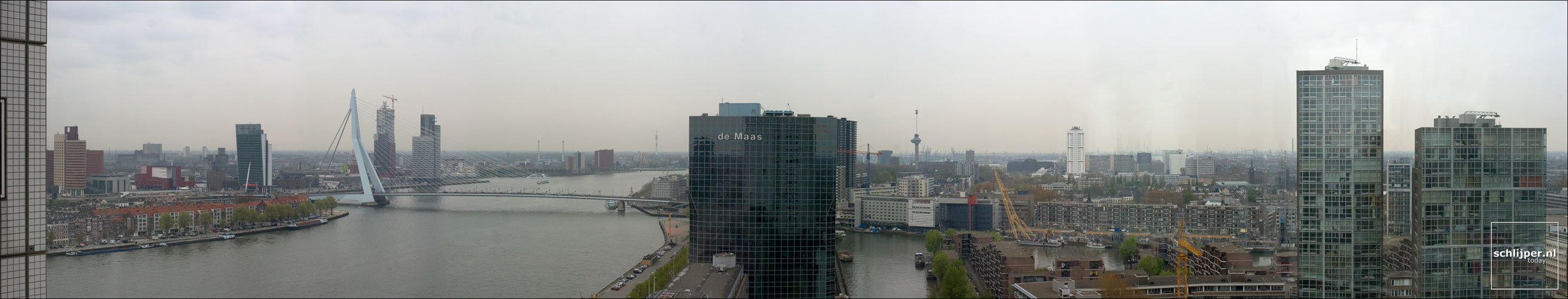 Nederland, Rotterdam, 19 april 2005