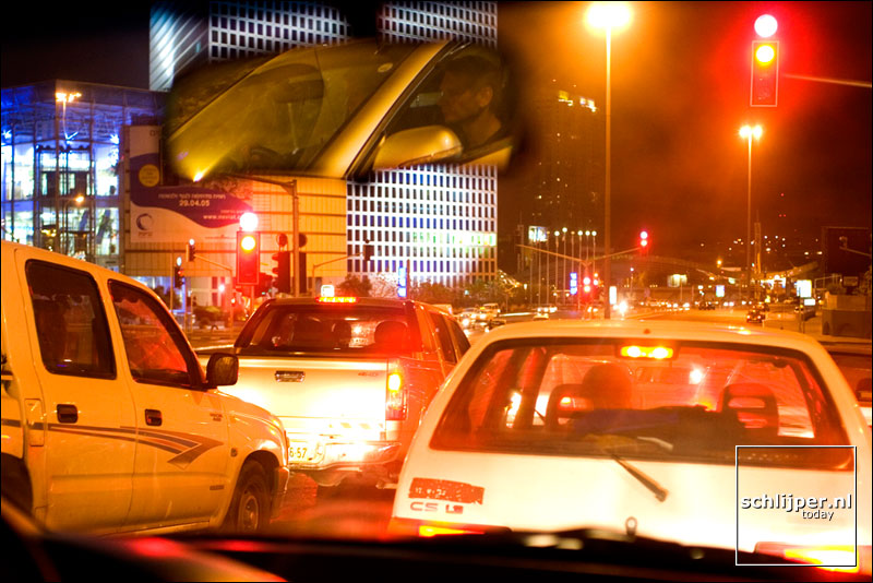 Israel, Tel Aviv, 20 april 2005