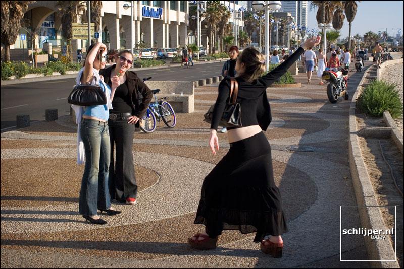 Israel, Tel Aviv, 29 april 2005