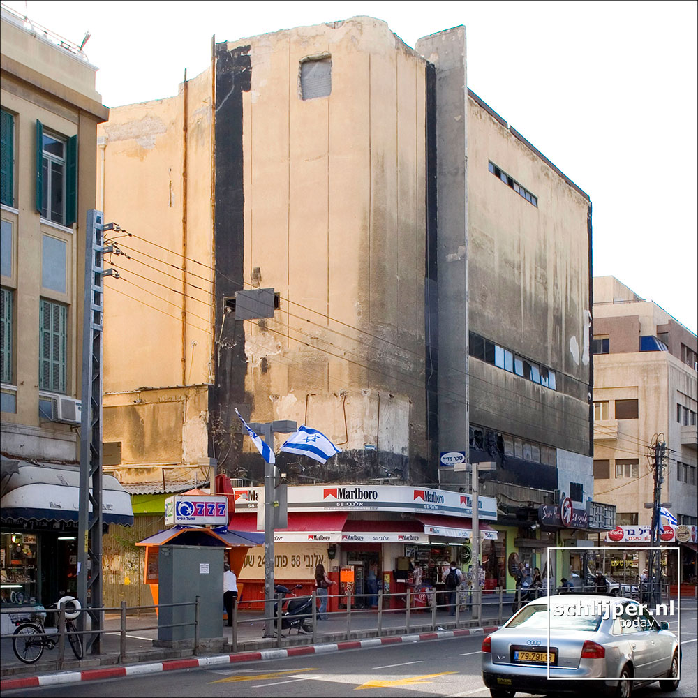Israel, Tel Aviv, 1 mei 2005