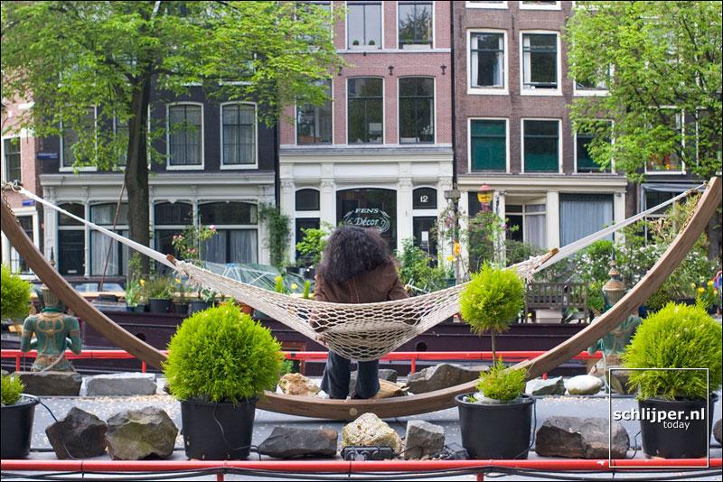 Nederland, Amsterdam, 3 mei 2005