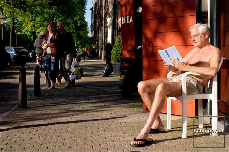 Nederland, Amsterdam, 18 mei 2005