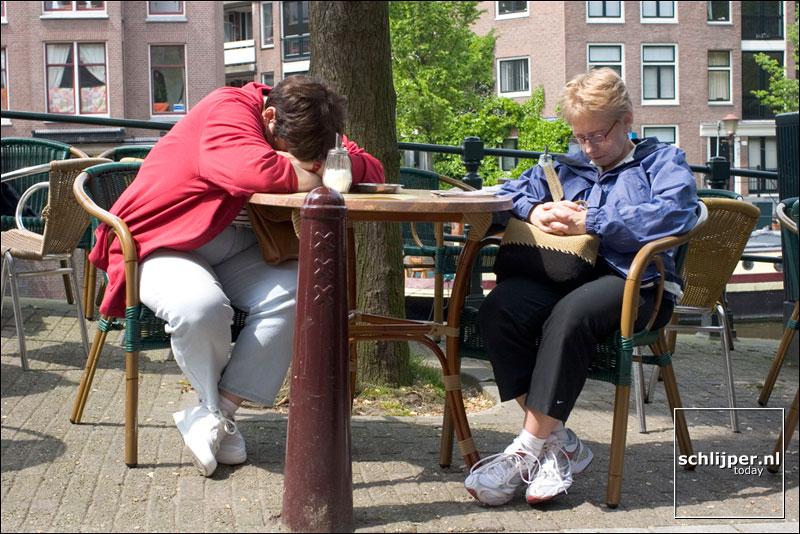 Nederland, Amsterdam, 19 mei 2005