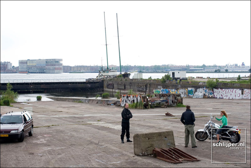 Nederland, Amsterdam, 24 mei 2005