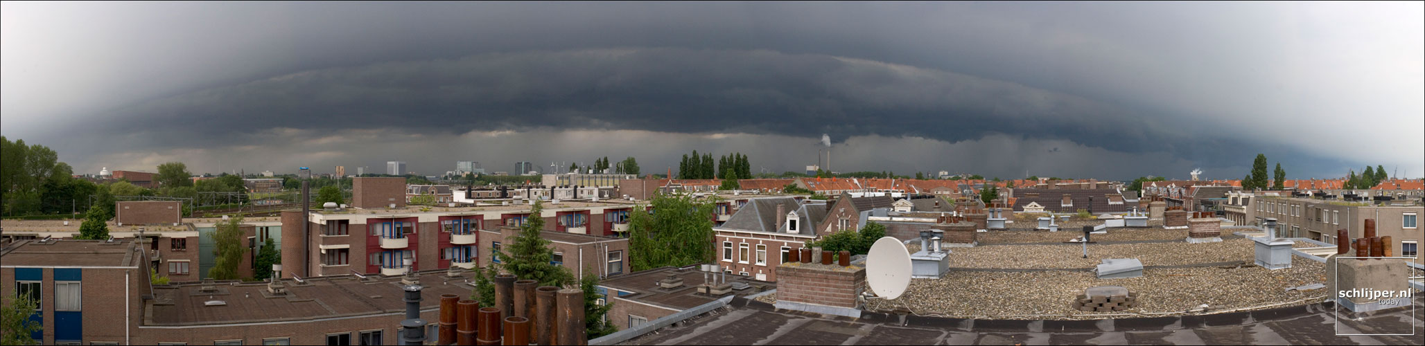 Nederland, Amsterdam, 3 juni 2005