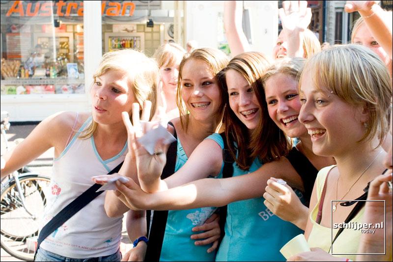 Nederland, Amsterdam, 23 juni 2005