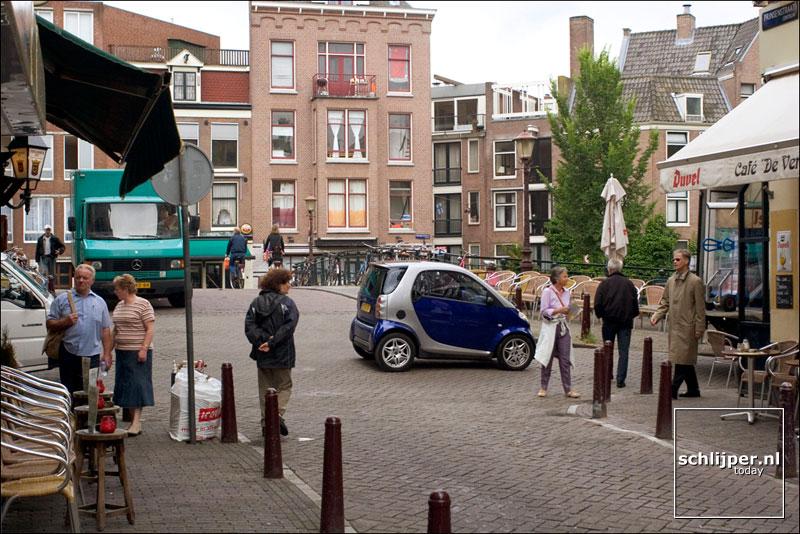 Nederland, Amsterdam, 1 juli 2005