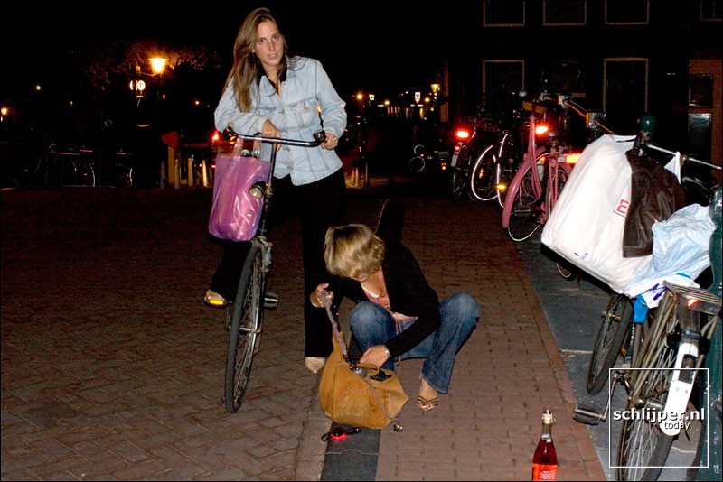 Nederland, Amsterdam, 3 juli 2005