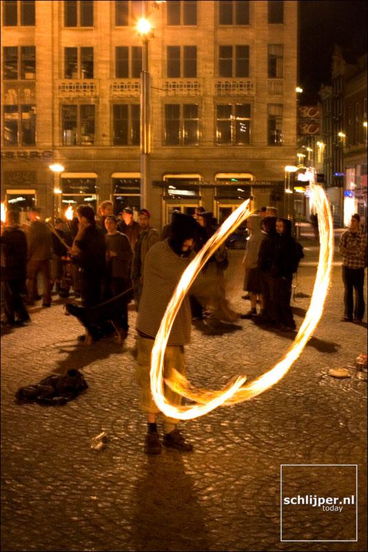 Nederland, Amsterdam, 6 juli 2005