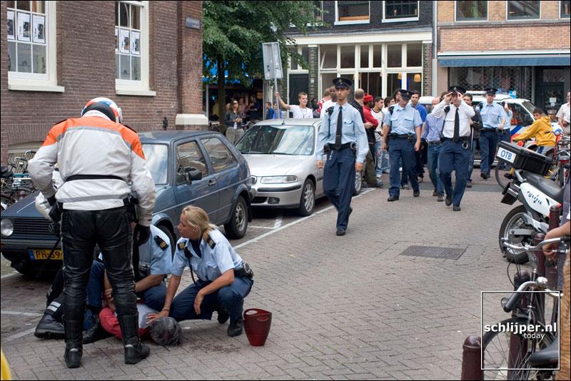 Nederland, Amsterdam, 9 juli 2005