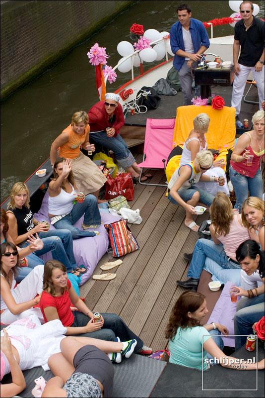Nederland, Amsterdam, 16 juli 2005