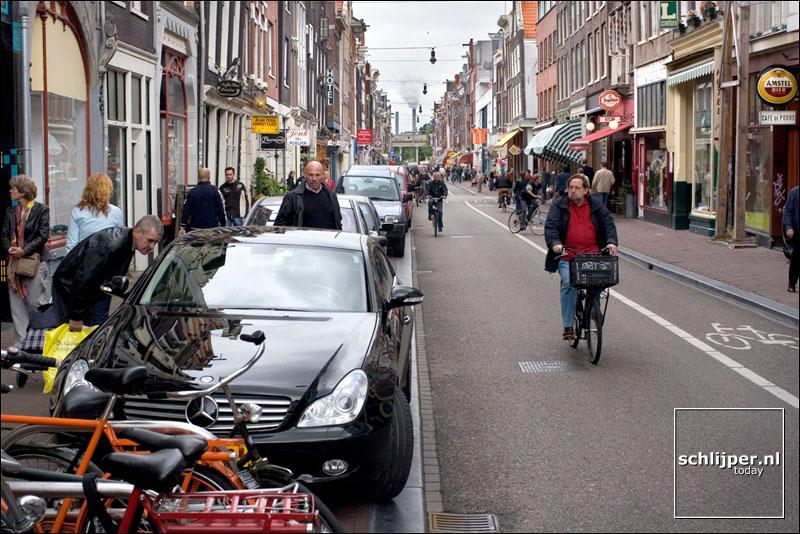 Nederland, Amsterdam, 22 juli 2005