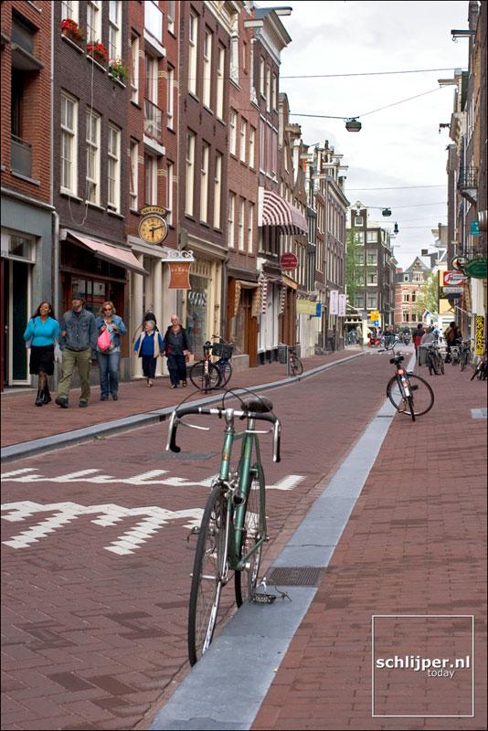 Nederland, Amsterdam, 23 juli 2005