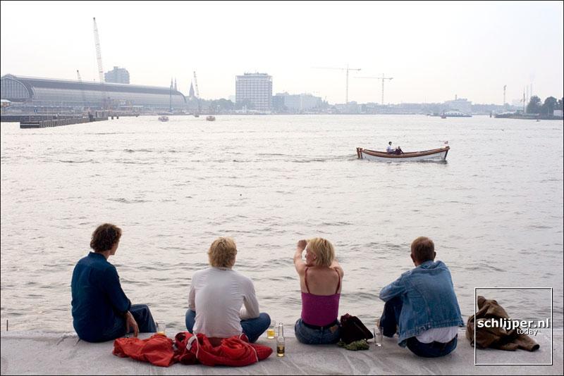 Nederland, Amsterdam, 28 juli 2005