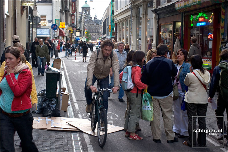 Nederland, Amsterdam, 9 augustus 2005