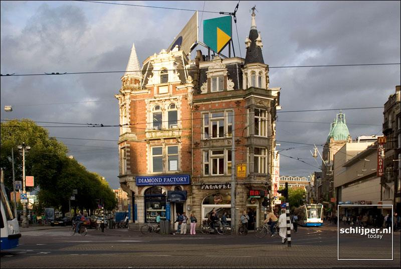 Nederland, Amsterdam, 10 augustus 2005