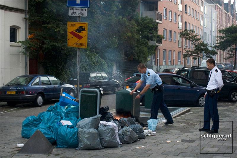Nederland, Amsterdam, 18 augustus 2005