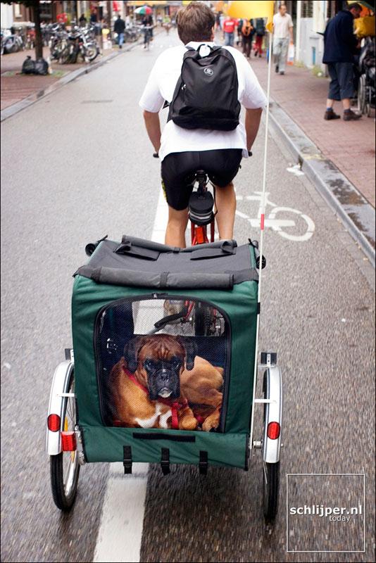 Nederland, Amsterdam, 19 augustus 2005
