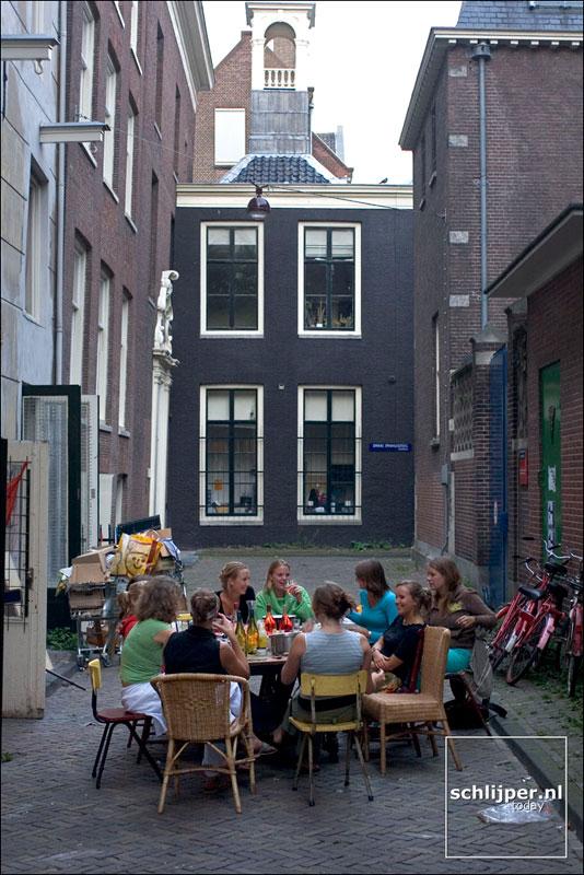 Nederland, Amsterdam, 22 augustus 2005