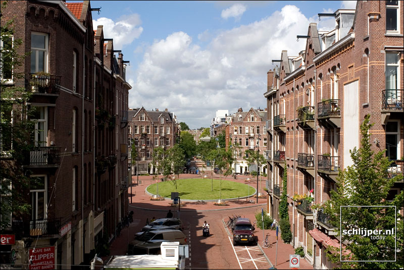 Nederland, Amsterdam, 25 augustus 2005