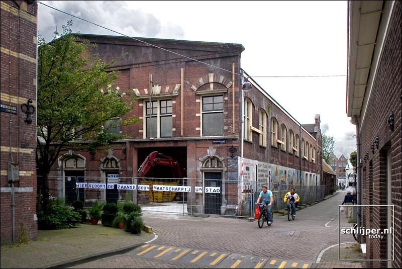 Nederland, Amsterdam, 27 augustus 2005