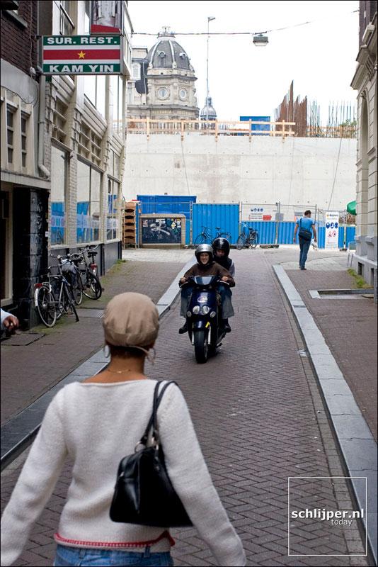 Nederland, Amsterdam, 1 september 2005