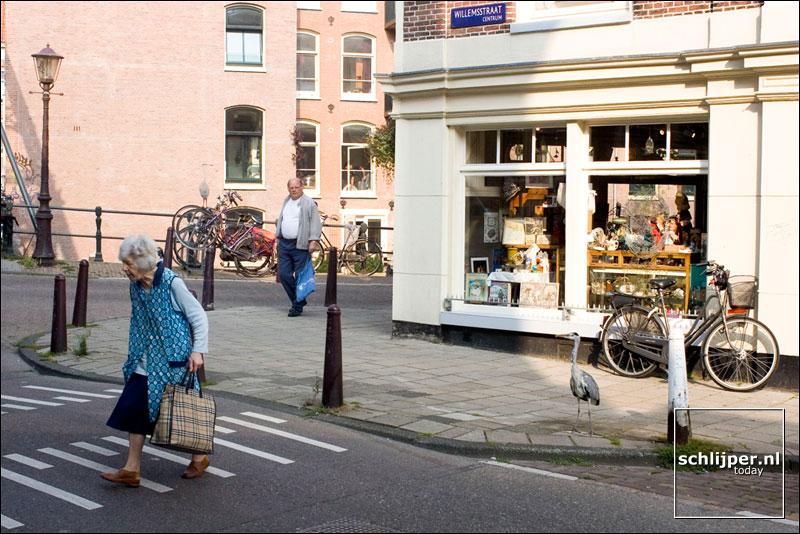 Nederland, Amsterdam, 6 september 2005