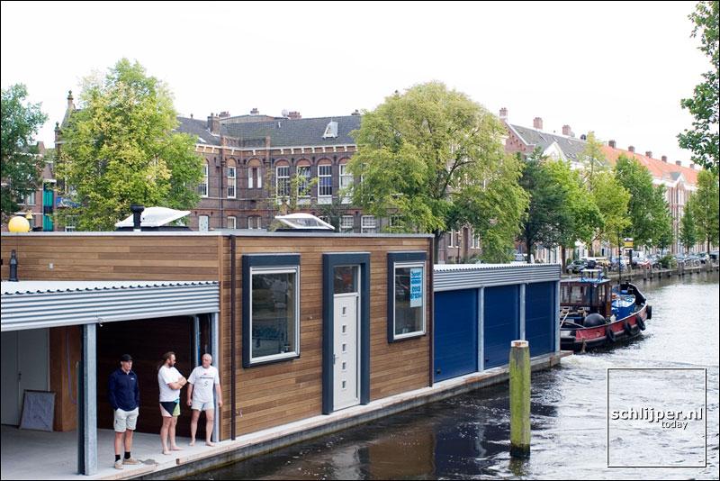 Nederland, Amsterdam, 7 september 2005