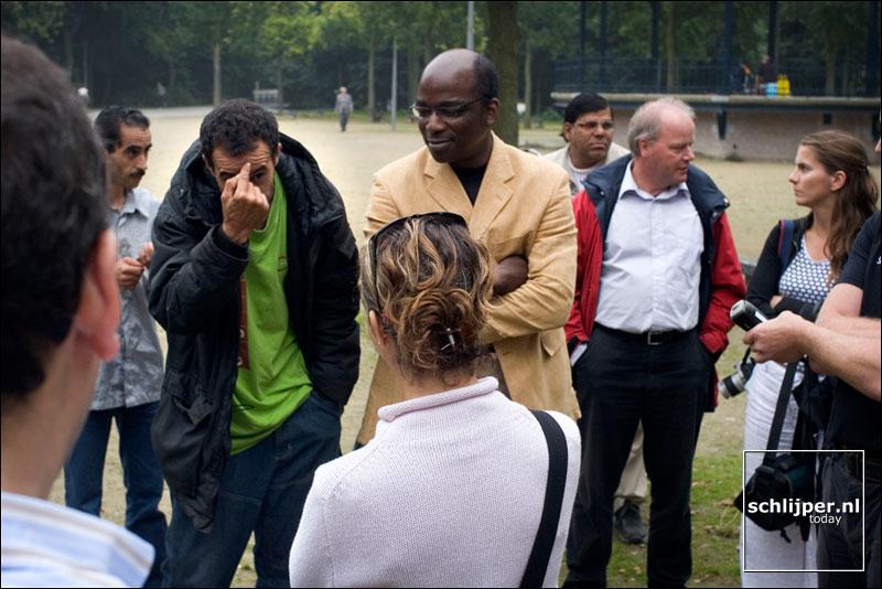 Nederland, Amsterdam, 11 september 2005