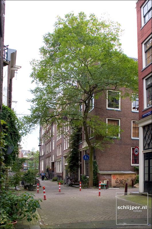 Nederland, Amsterdam, 18 september 2005