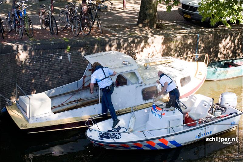 Nederland, Amsterdam, 19 september 2005