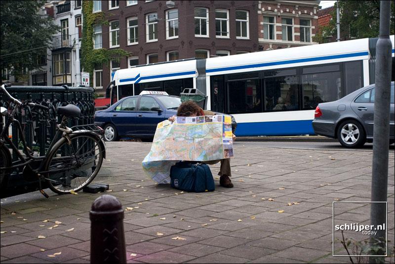 Nederland, Amsterdam, 27 september 2005