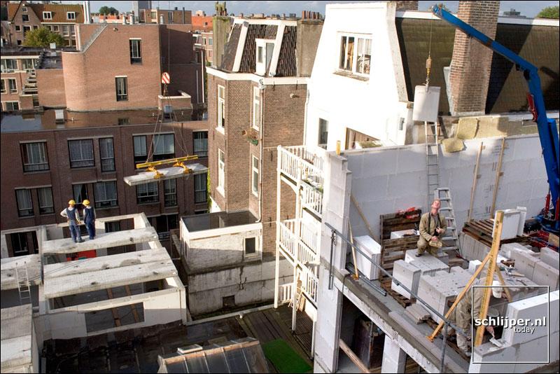 Nederland, Amsterdam, 29 september 2005