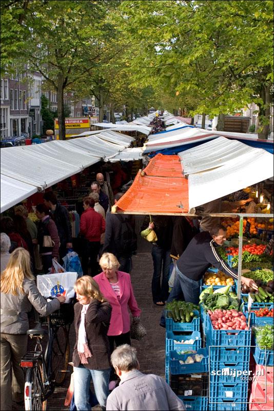 Nederland, Amsterdam, 1 oktober 2005