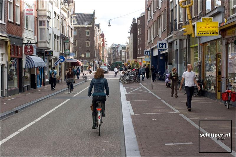 Nederland, Amsterdam, 3 oktober 2005