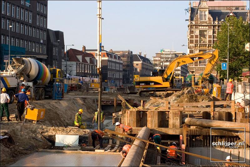 Nederland, Amsterdam, 5 oktober 2005
