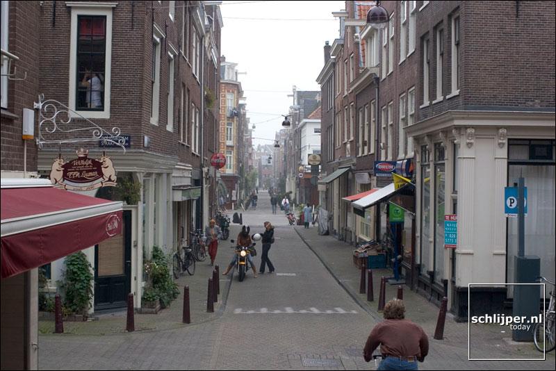 Nederland, Amsterdam, 6 oktober 2005