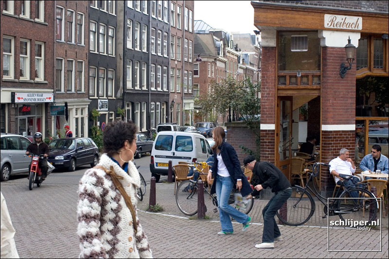 Nederland, Amsterdam, 9 oktober 2005