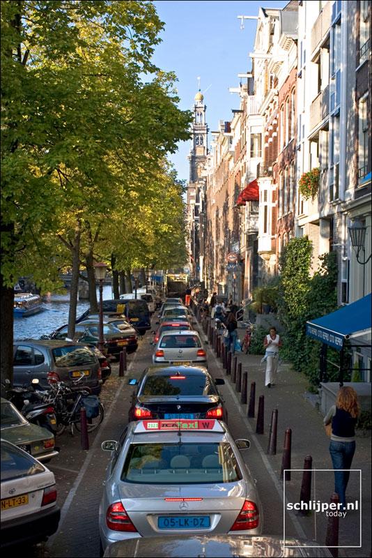 Nederland, Amsterdam, 10 oktober 2005