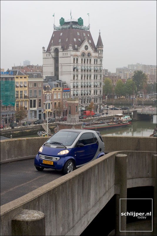 Nederland, Rotterdam, 14 oktober 2005