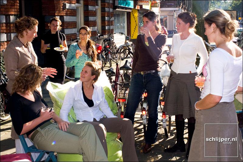 Nederland, Amsterdam, 16 oktober 2005