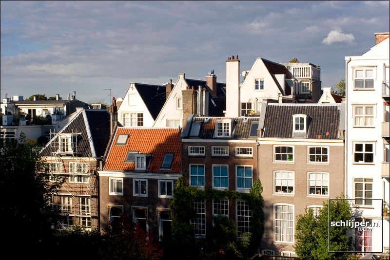 Nederland, Amsterdam, 20 oktober 2005
