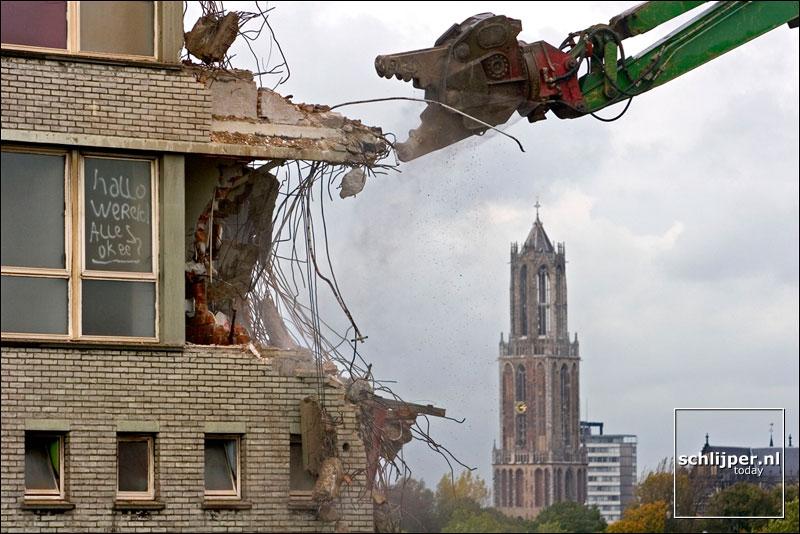 Nederland, Utrecht, 20 oktober 2005